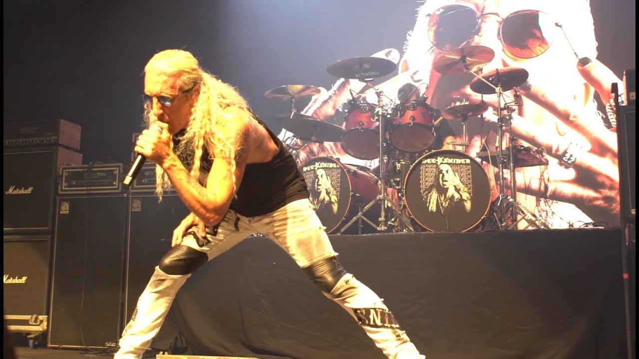 DEE SNIDER - I am the hurricane (live)