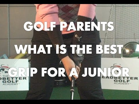 Junior Golf Development – The Correct Grip