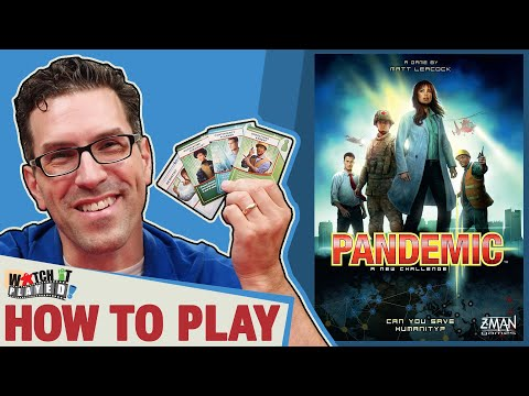 Pandemic - How To Play, by Watch It Play
