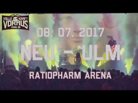 Volle Kraft Voraus Festival video