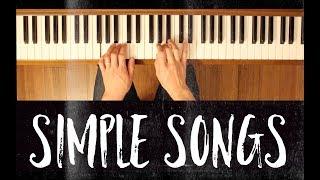 Gambar cover Hey Jude (Simple Songs) [Easy Piano Tutorial]