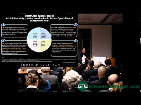 Frost & Sullivan Presentation: Smart city megatrends