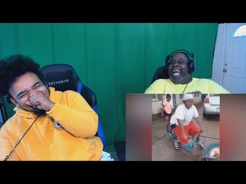 Dad Reacts to You LAUGH You LOSE! (WARNING)