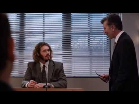 Erlich Bauchman and Pied Piper Defense Attorney Square Off - Silicon Valley Se02E09