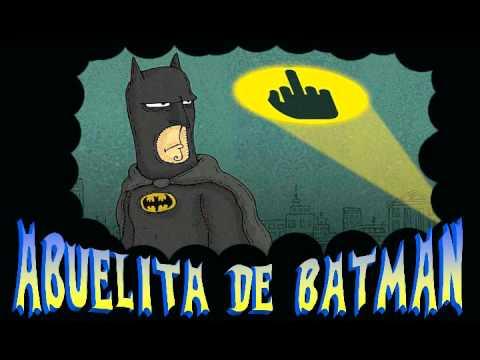 Abuelita de Batman   La Baticumbia
