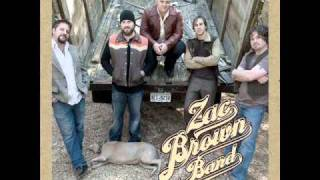 Zac Brown Band - Colder Weather (feat. Little Big Town)