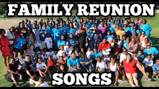 5 SONGS YOU MUST HAVE AT A FAMILY REUNION! 🎤🎤🎤