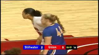 GIRLS Stillwater vs. Union