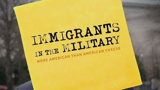 Immigrants in the Military | March 27, 2019 Act 3 | Full Frontal on TBS