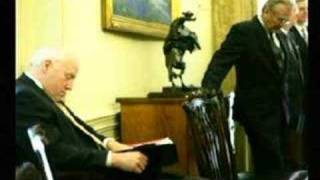 Picture of Dick Cheney Sleeping thumbnail