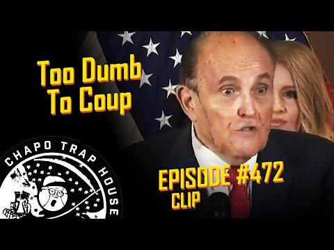 Trump Coup Bloopers   Chapo Trap House   Episode 472