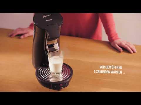 SENSEO Typ Latte Macchiato | Zubereitungsempfehlung