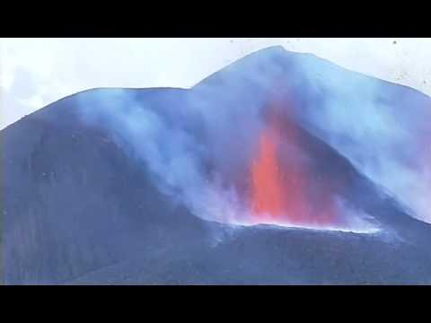volcano eruption Iceland Eyjafjallajokul