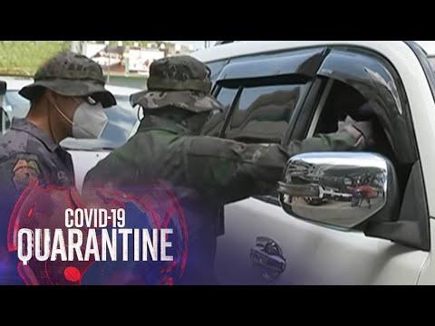 [ABS-CBN]  Company ID, COE sapat na sa mga awtorisadong manggagawang balik-trabaho