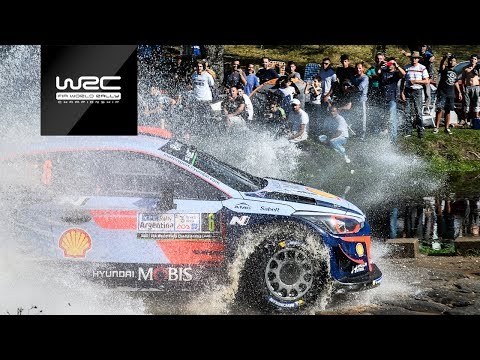 WRC - XION Rally Argentina 2019: PREVIEW Clip
