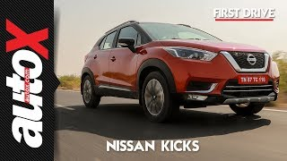 Nissan Kicks Review: First Drive - autoX