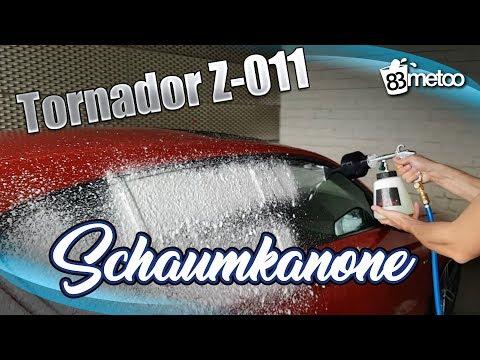 metoo 83 Tornador Z-011 Schaumkanone Schaumpistole zur schonenden Autowäsche