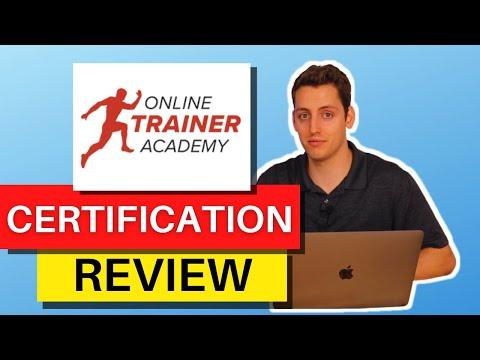 OTA Online Trainer Academy Online Trainer Certification Review ...