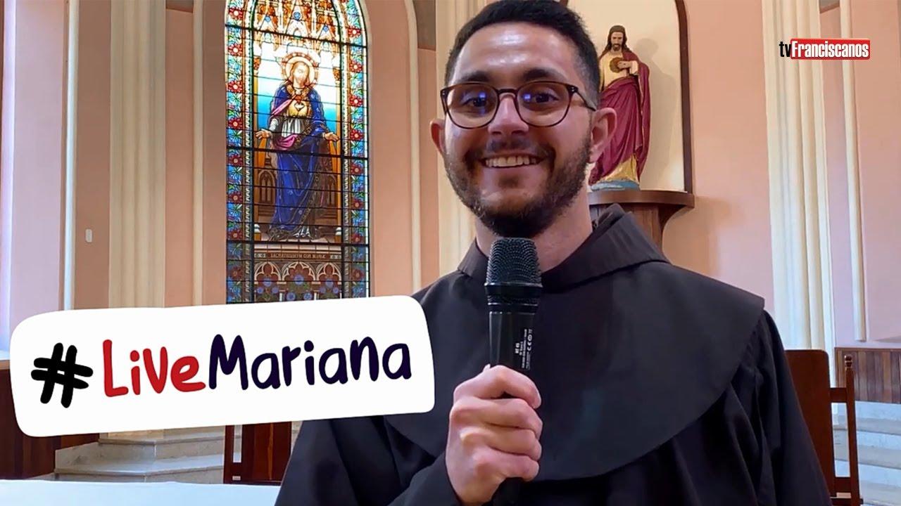 Vem aí |#LiveMariana