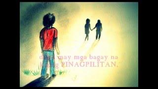 umiiyak ang puso (revived by angeline quinto) '''' kakapit pa o bibitaw na ''