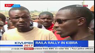 What Kenyans expect from Raila Odinga ahead of rally in Kibra