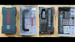 Кейс Bosch L Boxx mini прозрачный 1619A00Y21