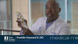 Medical Minute: Lasting Back Pain Relief with Dr. Franklin Hayward