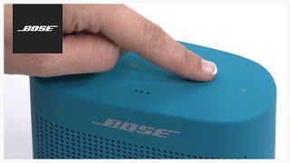 Bose SoundLink Color II – Using the Speakerphone
