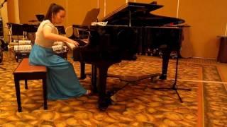 Maco Viloria Performs Falling Waters By J.L. Truax