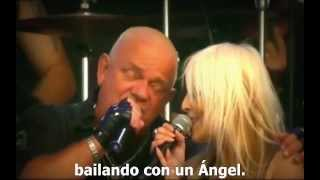 UDO & DORO - Dancing With An Angel (SUB. en Español / Live Wacken 2012).