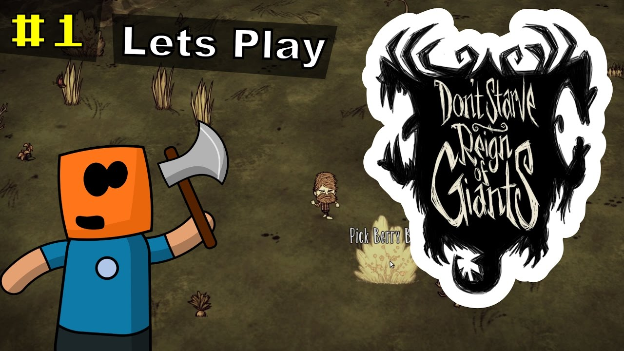 Don't Starve RoG #1 | Lets Play