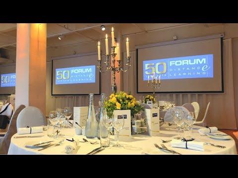 Verbandsjubiläum: 50 Jahre Forum DistancE-Learning