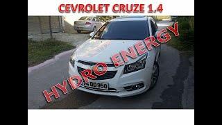 Chevrolet Cruze 1.4 hidrojen yakıt tasarruf sistem montajı