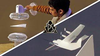 Infinite flying airplane! (walkalong gliders)