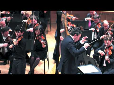 Tchaikovsky Violin Concerto 3rd movement, with Montreal Symohony Orchestra, Conductor Maxium Vengrov.