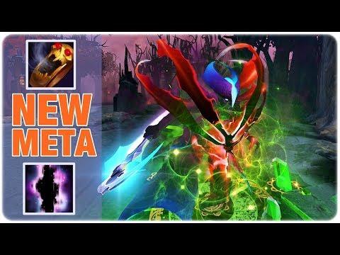 TI Winner ANA Spectre Soul Ring New Meta Build Dota 2