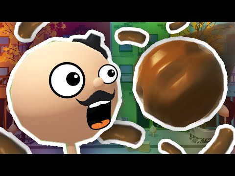 GIANT POOP BOMB!! | There's Poop in my Soup