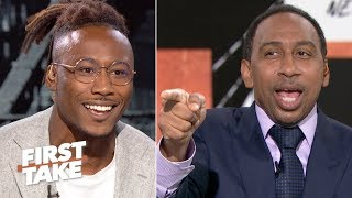 Brandon Marshall admits: 'Jay Cutler was bad' | First Take