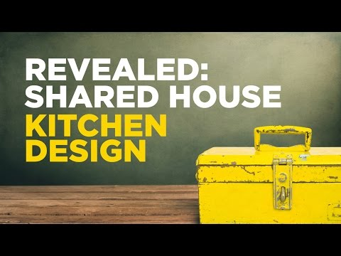 Download Revealed: Shared House Kitchen Design Mp4 HD Video and MP3