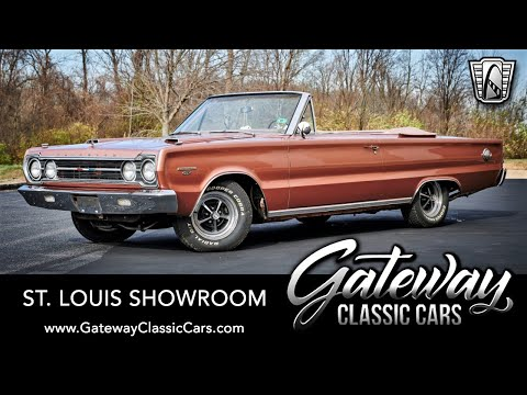 1967 Plymouth Belvedere (CC-1423722) for sale in O'Fallon, Illinois