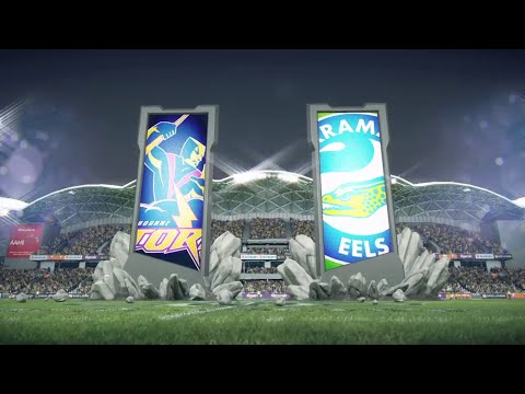 Rugby League Live 3 (PS4) | Storm v Eels