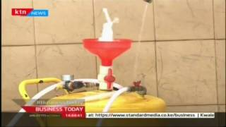 Business Today - 17th July 2017 - New touch-less motor vehicle cleaner in Kenya