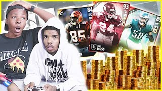 ZERO OVERALL TEAM! STARTING FROM SCRATCH! - MUT Wars Ep.82 | Madden 17 Ultimate Team
