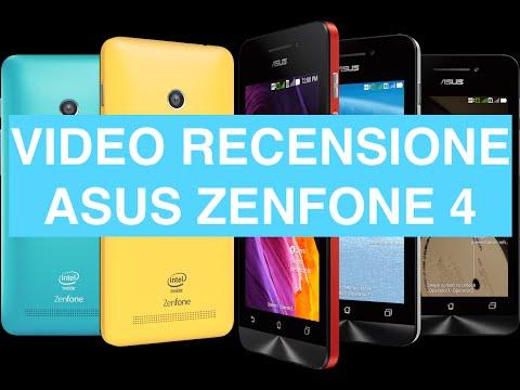 Asus Zenfone 4, Video recensione in Italiano