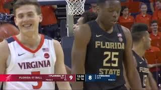 Florida State Vs Virginia   NCAA Basketball 2019   05 01 2019
