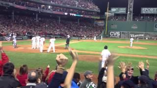 Shane Victorino Grand Slam - 2013 ALCS Game 6 - Boston Red Sox Verse Detroit Tigers
