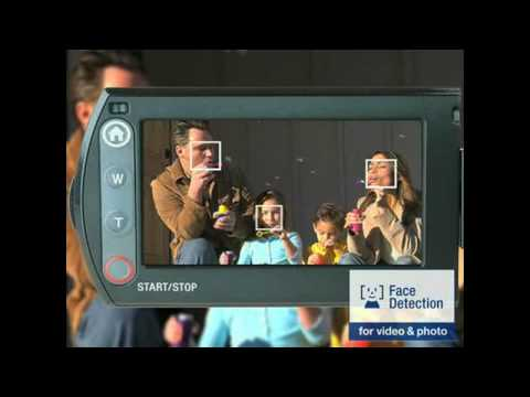 Sony HDR SR10E Camcorder English Preview