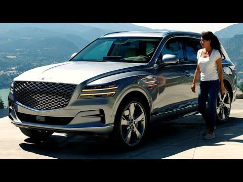 2021 Hyundai Genesis GV80 - Luxury SUV!