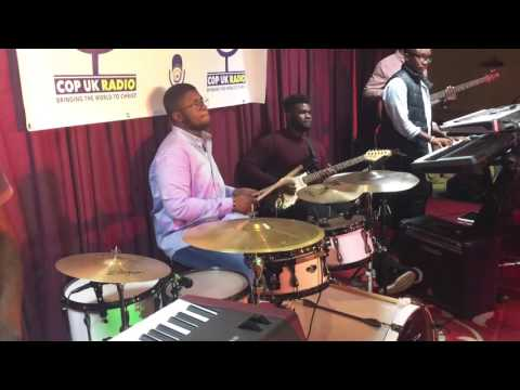Power of God worship drums section