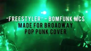 Bomfunk MCs   Freestyler (POP PUNK COVER)